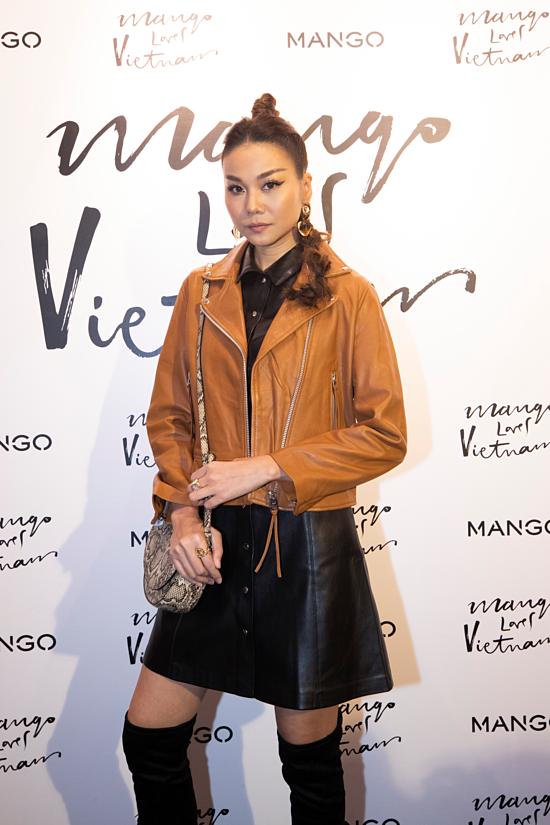 Tối 20/9, tại trung tâm thương mai Vincom Đồng Khởi đã diễn ra sự kiện kỷ niệm 15 năm thương hiệu thời trang Mango đến Việt Nam.