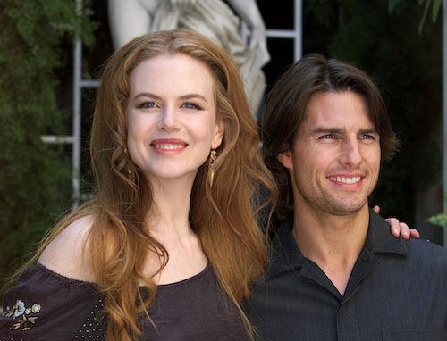 Nicole Kidman và Tom Cruise thời còn là vợ chồng. Ảnh: Reuters.