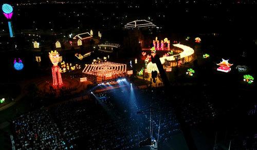 Vũ Cát Tường biểu diễn tại đại nhạc hội Love songs party 2 - 6