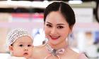 Con gái của diễn viên Lan Phương