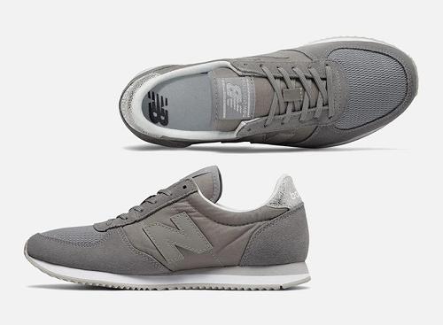 Giày sneaker chính hãng New Balance WL220GS - Xám đậm - 35Giày sneaker chính hãng New Balance WL220GS - Xám đậm - 35