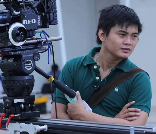 Đạo diễn Trần Dũng Thanh Huy. Ảnh: nhân vật cung cấp.