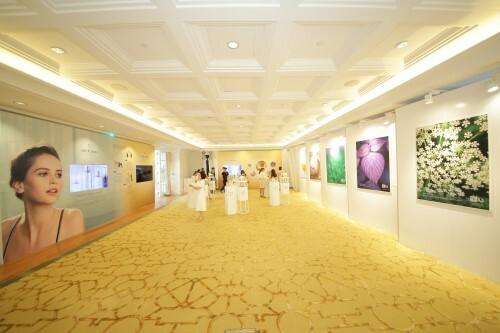 Lấy cảm hừng từ mô hình Art Gallery, sự kiện tổ chức theo phong cách nhẹ nhàng, mang tính khoa học.