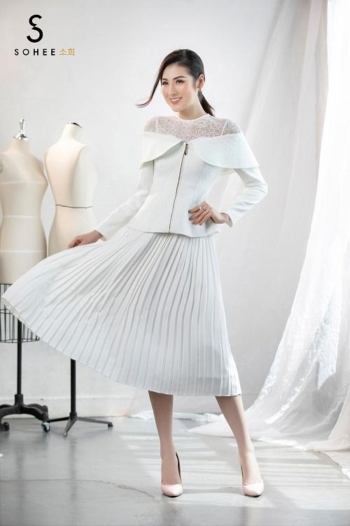Cùng với việc lựa chọn Á hậu Tú Anh làm Đại sứ hình ảnh, nửa cuối năm 2019, Soheecòn chuẩn bị khai trương thêm nhiều showroom để phục vụ nhu cầu mua sắm của chị em công sở tại các tỉnh, thành phía Bắc.