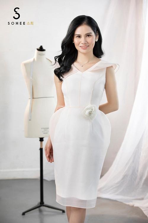 CEO Hà Bùi, người sáng lập Soheetiếtlộ, chị có nhiều tham vọng đưa thương hiệu của mình phát triển hơn nữa để giúp nâng tầm thời trang Việt trong mắt người tiêu dùng Việt Nam và quốc tế.