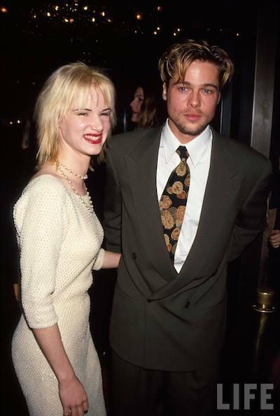 Brad Pitt và ca sĩ Juliette Lewis hẹn hò từ năm 1989 đến năm 1993.