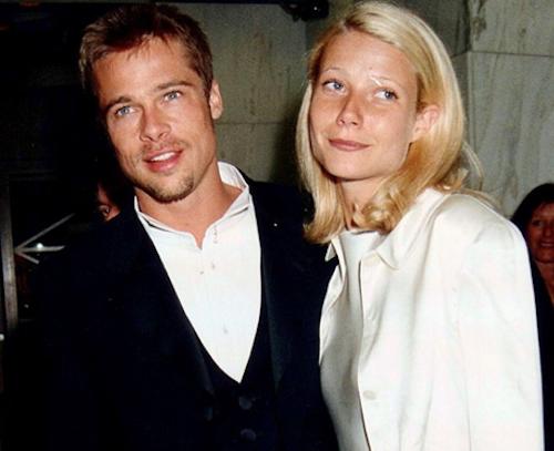 Trước Jennifer, Brad Pitt hẹn hò Gwyneth Paltrow từ năm 1994 đến 1997. Hai người quen khi cùng đóng phim Se7en.