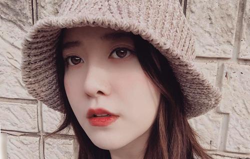 Goo Hye Sun đăng ảnh trên trang cá nhân hôm 26/9.