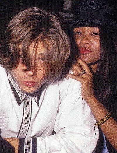 Bộ sưu tập người tình của Brad Pitt - 5