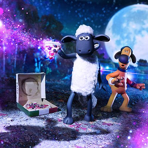 Chú cừu Shaun và chú chó Bitzer bất đắc dĩ phải giúp Lula