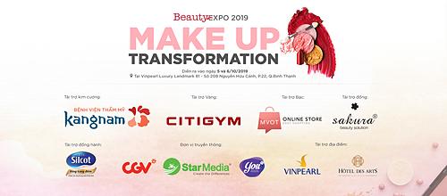 Ngoisao Beauty Expo 2019 tổ chức 7 hội thảo - 6