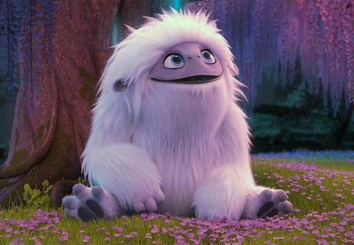 Tạo hình và tính cách nhân vật Everest gợi nhớ tới chú rồng Toothless hay gấu trúc Po thuộc các dự án trong quá khứ của Dreamworks. Ảnh: Dreamworks.
