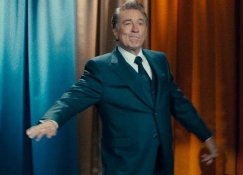 Nhân vật của Robert De Niro có ảnh hưởng lớn đến hành trính hóa ác của Joker. Ảnh: Warner Bros.