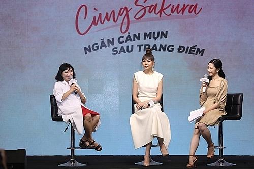 Bác sĩ Ngọc Ánh và Thanh Hằng cùng tham gia hội thảo ngày 5/10.