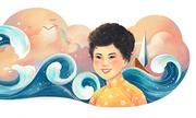 Google vinh danh nữ sĩ Xuân Quỳnh