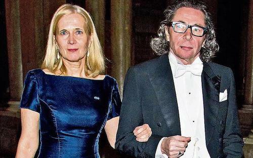 Nobel Văn học 2018 bị hoãn vì scandal tình dục của vợ chồng nhà thơ Katarina Frostenson (trái) và chồng và ông Jean-Claude Arnault. Ảnh: STELLA PICTURES