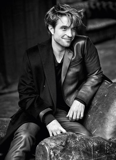 Tài tử Robert Pattinson. Ảnh: Variety.