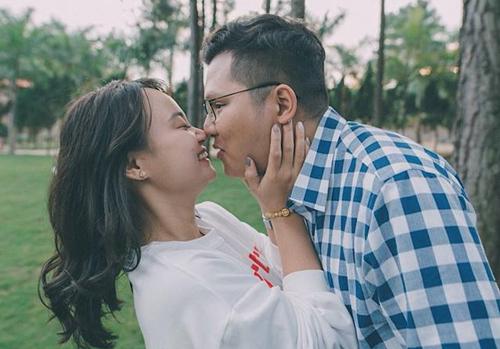 Cuộc sống vợ chồng nhạc sĩ Thanh Bình nhiều tiếng cười nhờ tính tình trẻ trung của Mai Anh.