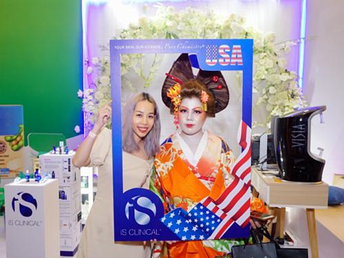 Dược mỹ phẩm iS Clinical đồng hành với Ngoisao Beauty Expo - 7