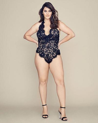 Người mẫu Ali Tate-Cutler. Ảnh: VS.