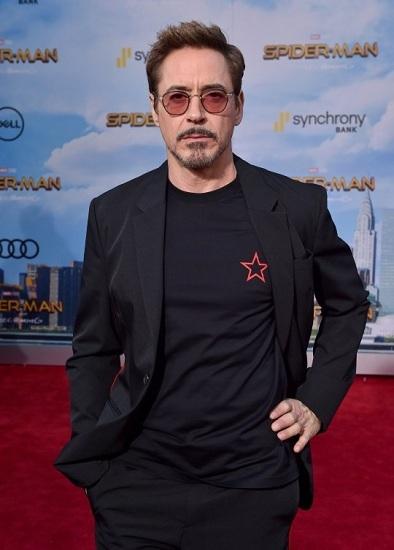Nam diễn viên Robert Downey Jr. Ảnh: Filmmagic.