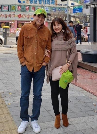 Vợ chồng Cao Minh Đạt thường du lịch nước ngoài để tận hưởng