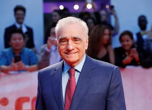 Đạo diễn Martin Scorsese. Ảnh: Reuters.