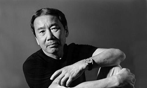 Nhà văn Nhật Haruki Murakami. Ảnh: The New York Times.