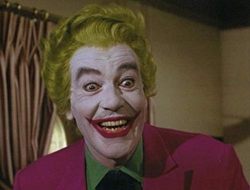 Hình tượng Joker trên màn ảnh