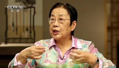 Biên kịch gia Trâu Ức Thanh. Ảnh: CCTV.