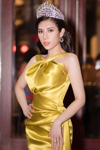 Thí sinh Dương Yến Nhung. Ảnh: HVT/