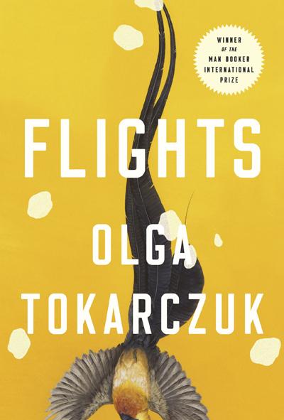 Flights (2007) là một trong những tác phẩm nổi tiếng nhất của Olga Tokarczuk, giành giải Man Booker International 2018.