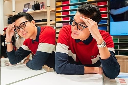 Bài trí concept Le Club giúp khách hàng trải nghiệm nhiều không gian tại cửa hàng.