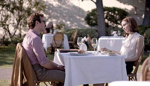 Một cảnh trong phim Her vào năm 2013 – bộ phim đầu tiên mà Joaquin Phoenix và Rooney Mara đóng chung. Ảnh: Warner Bros.