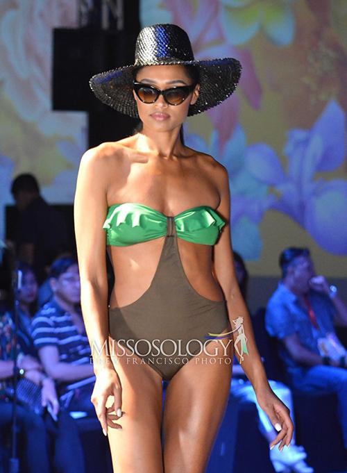 Thí sinh Miss Earth diễn bikini