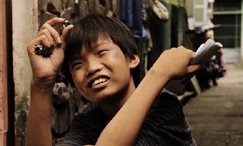 Một cảnh trong phim Ròm. Ảnh: HK
