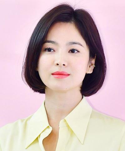Song Hye Kyo hủy sự kiện tại Seoul. Từ khi ly dị, cô chưa từng xuất hiện công khai ở Hàn Quốc. Ảnh: Newsen.
