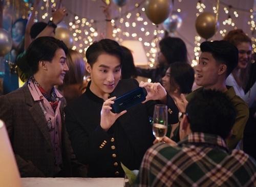 Sơn Tùng M-TP xuất hiện trong video TVC quảng bá cho sản phẩm mới của Oppo.