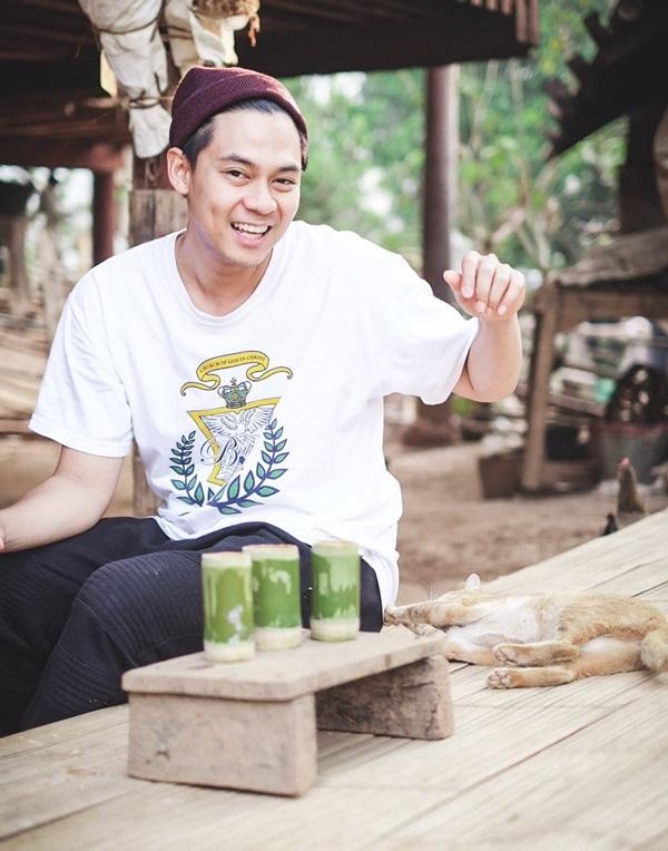 Dan Worrawech - mỹ nam Thái Lan đa tài