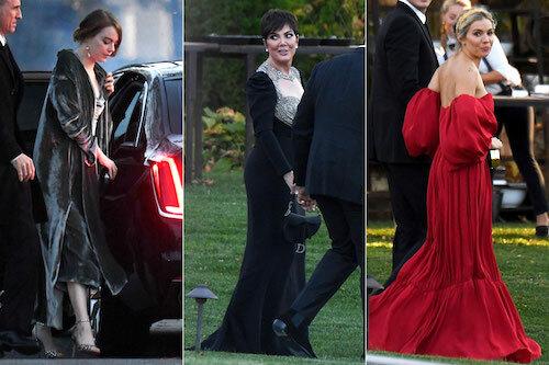 Emma Stone, Kris Jenner,