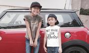 Tạ Đình Phong bị đồn bỏ bê hai con trai