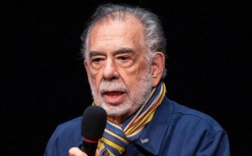 Coppola nói về Marvel ở LHP Lumiere tại Lyon (Pháp). Ảnh: AFP.