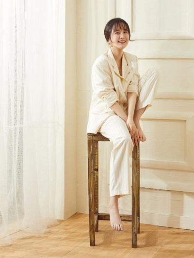 Diễn viên Goo Hye Sun. Ảnh: Womens Sensse.