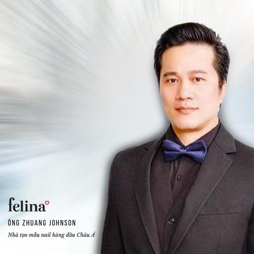 Với mục tiêu mang đến những hoạt động sôi nổi hơn nhằm thúc đẩy sự phát triển của ngành nail, trong tháng 10, Công ty Francia Beauty -nhà sản xuất và phân phốinhãn hiệu Felina đã mời nhà tạo mẫu nail hàng đầu châu Á - Zhuang Johnson đến Việt Nam để tổ chức chuỗi chương trình hướng dẫn vẽ nail chuyên nghiệp với bốn chủ đề riêng biệt.