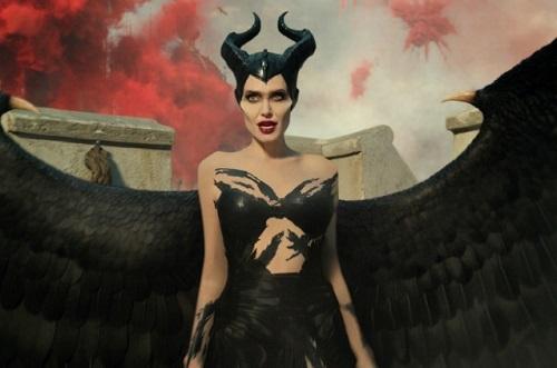 Trang phục chiến đấu của Maleficent. Ảnh: Disney.