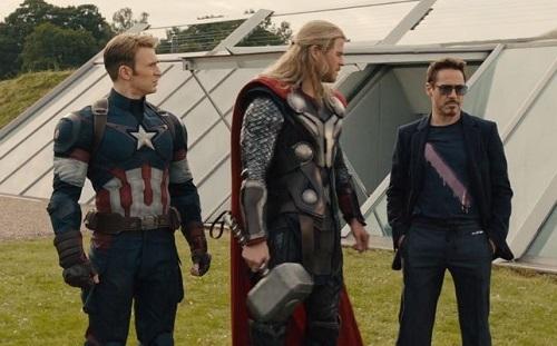 Cảnh phim Avengers: Age of Ultron. Ảnh: Disney.