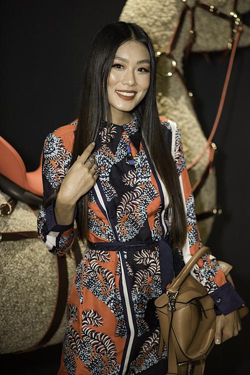 Fashionista Thảo Nhi Lê.
