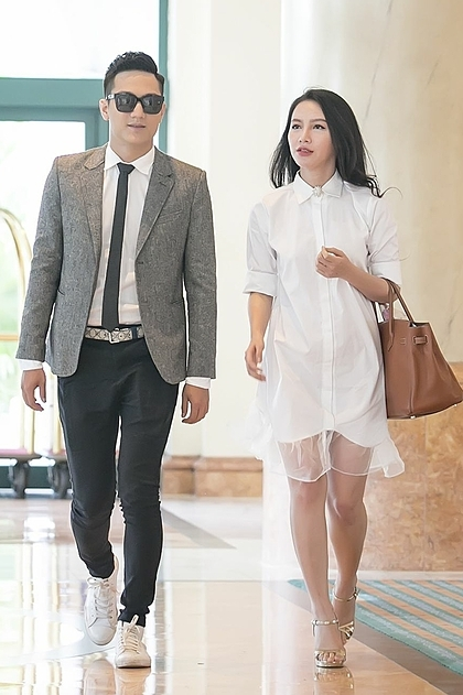 Chí Nhân và Minh Hà từng đóng chung phim Hôn nhân trong ngõ hẹp, Lựa chọn cuối cùng.