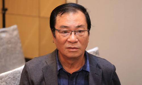 Đạo diễn Khải Hưng ở tuổi 71. Ảnh: VFC.