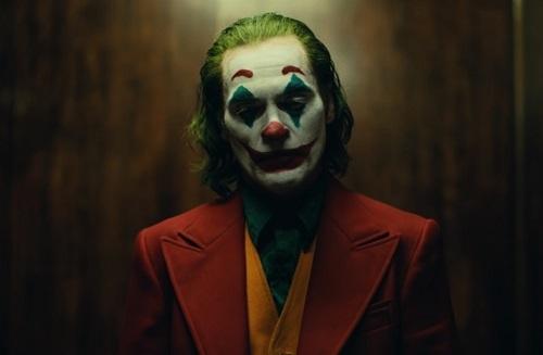 Tài tử Joaquin Phoenix trong vai Joker. Ảnh: Warner Bros.